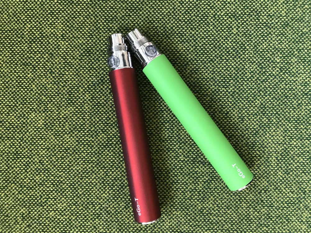 E-Pens - $15.00 (includes battery/charger)