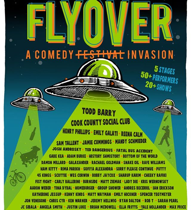 Do you need a laugh this weekend? 😂 🤣 If you live at 4321Grove, you'll need look no further than our your front door! . Flyover Comedy Festival is an annual comedy invasion of Saint Louis, featuring various stand up comedy showcases, improv workshops and performances, sketch and storytelling shows and more. All events are in an effort to showcase local and national comedic talent in the city of St. Louis. . . . #laugh #comedy #humor #ineedalaugh #haha #laughitup #guffaw #kneeslapper #lol #iloled #rotfl #icannolidosomuch #loftliving #urbanliving #urbanlife #lofts #thegrove #stl #elegant #walkablestreets