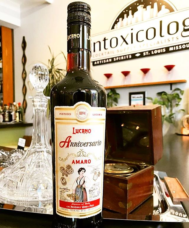 This place is right downstairs!! There is really no other liquor store like it in the country - high-quality, hard-to-find, artisan spirits plus wine, beer, bar supplies, vintage glasses, classes and free tastings! . . . Repost @intoxicologystl Lucano Anniversario. Make room on the shelf for this one. . . . #craftcocktails #mixology #thegrovestl #artisanspirits #drinkthis #thegrove #stl #stlouis #ifyoulivedhereyoudbehomenow #neverleavehome #walkableneighborhood #liveandplayhere #livehereshophere #local #city #urban #urbanliving #urbanlifestyle #loft #loftliving