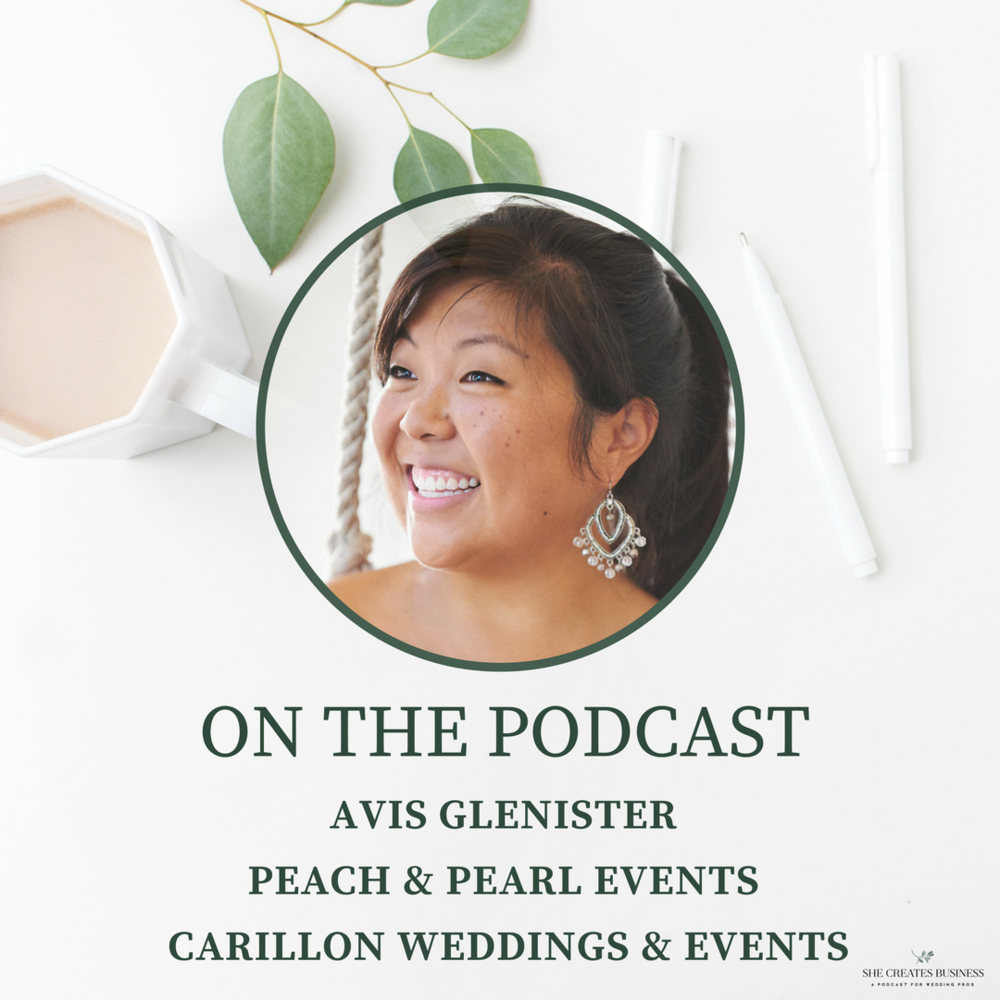 How to start  a wedding planning business while owning another business in the wedding industry