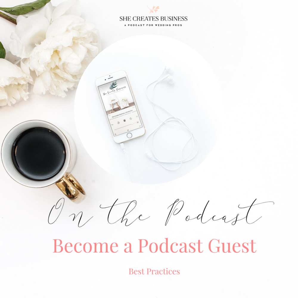 Best Practices as a podcast guest