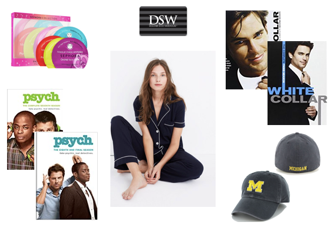 christmas wish list 2017 psych white collar.png