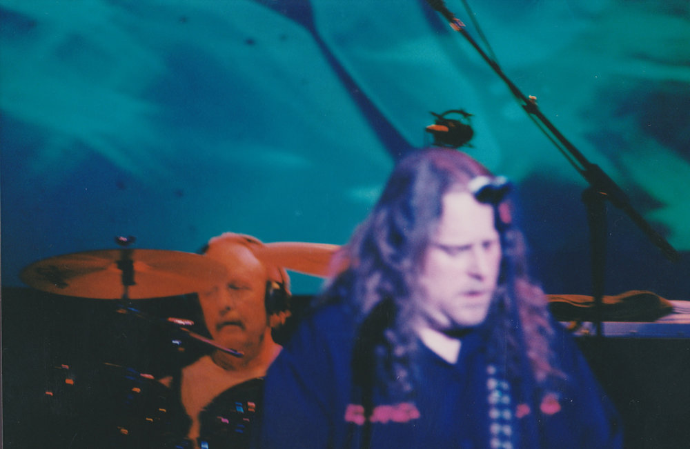Butch Trucks and Warren Haynes.  Photo by RD Mathers