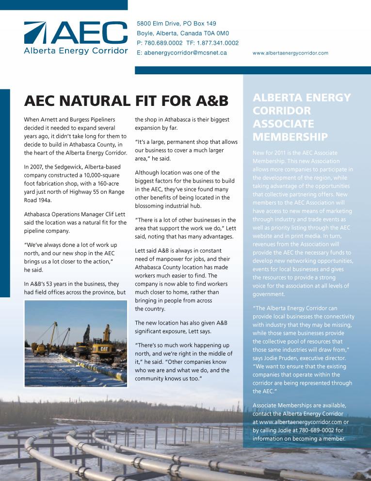 AEC newsletter