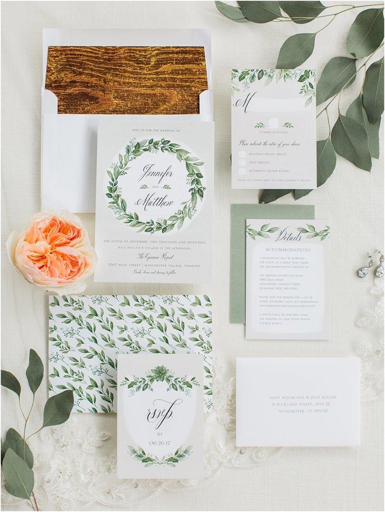 An Equinox Resort Manchester, Vermont Wedding | Jennifer and Matt ...