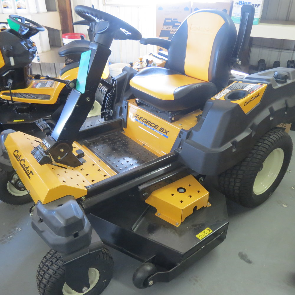 Cub Cadet Z-Force S/SX Series