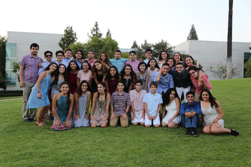 Camp Javan 2017, Whittier College