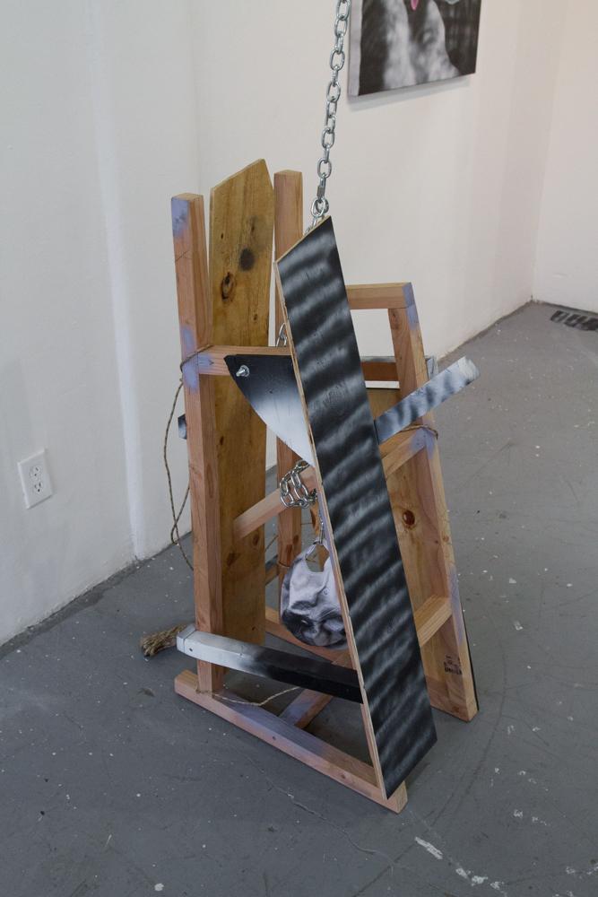 WhiteMaleArtist Installation 2016