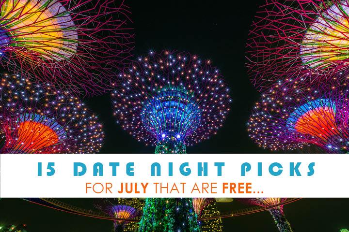 Date Nights Singapore