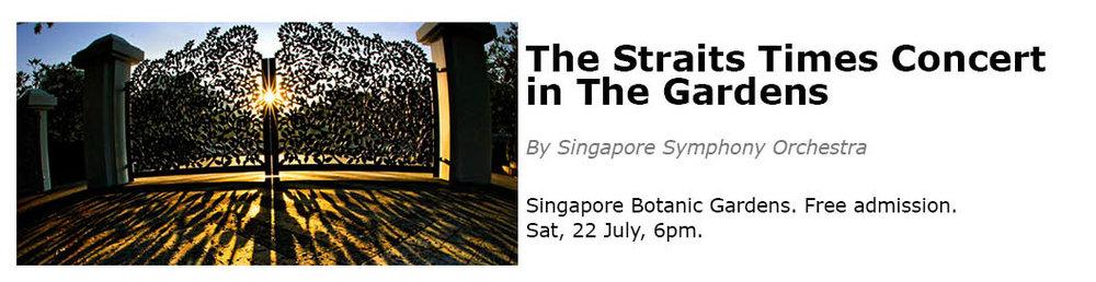 Botanic Garden Concert