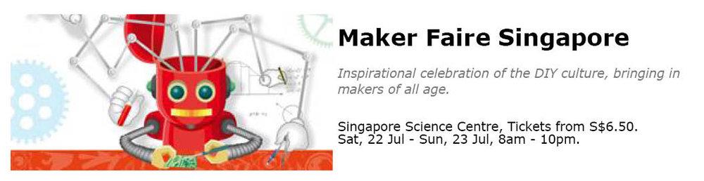 Maker Faire Singapore