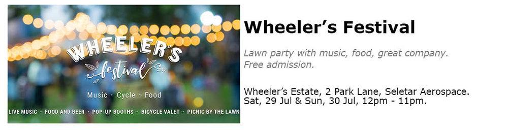 Wheelers Festival Singapore