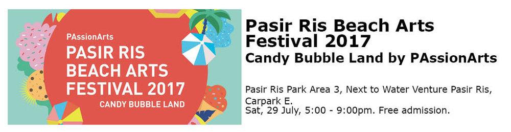 Pasir Ris Arts Festival SIngapore