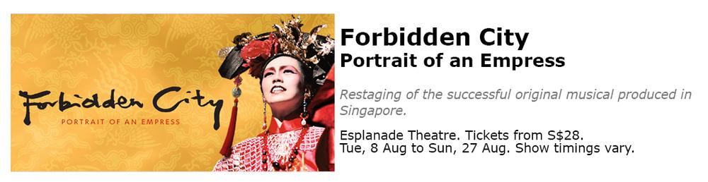 Forbidden City Esplanade