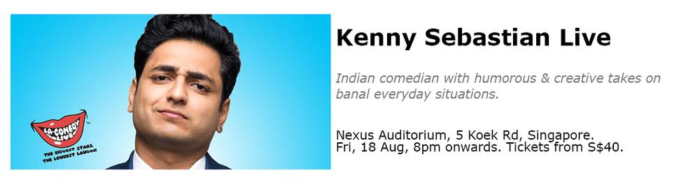 Singapore Comedy