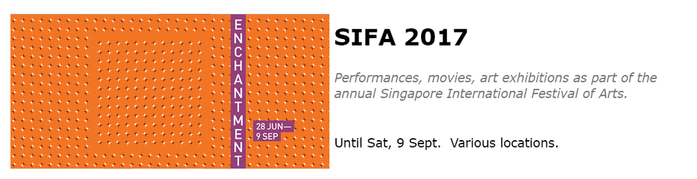 Singapore International Festival of Arts