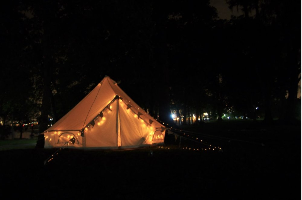 Image Courtesy: Glamping Society