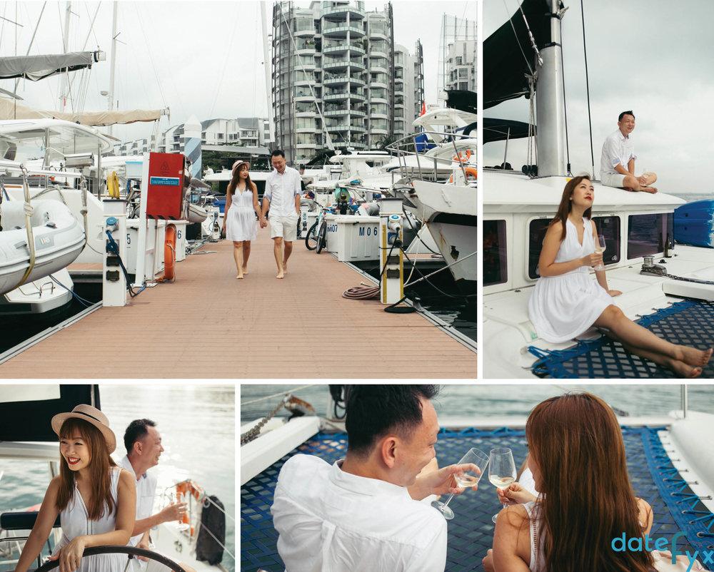 Yacht Singapore