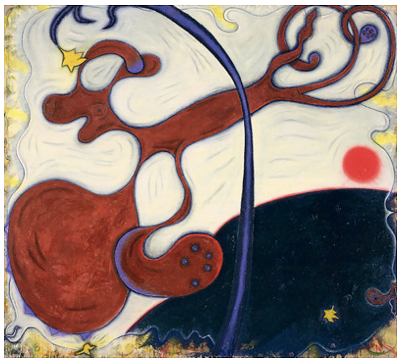 Bounding Dog, 1993-94