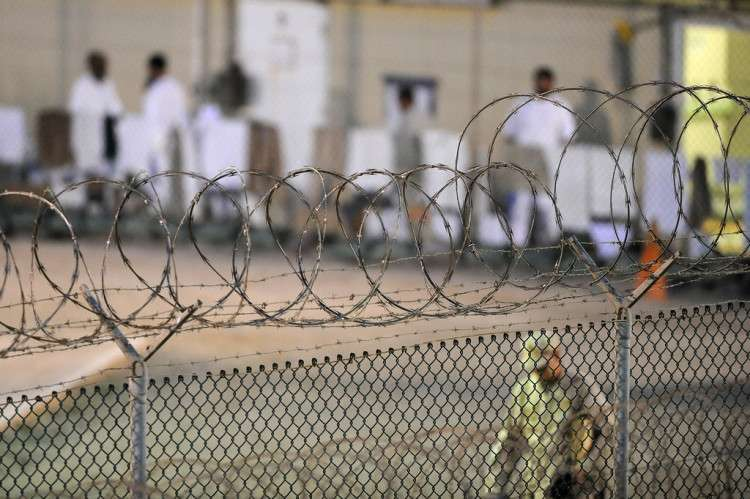 Photo: Guantanamo Bay Prison