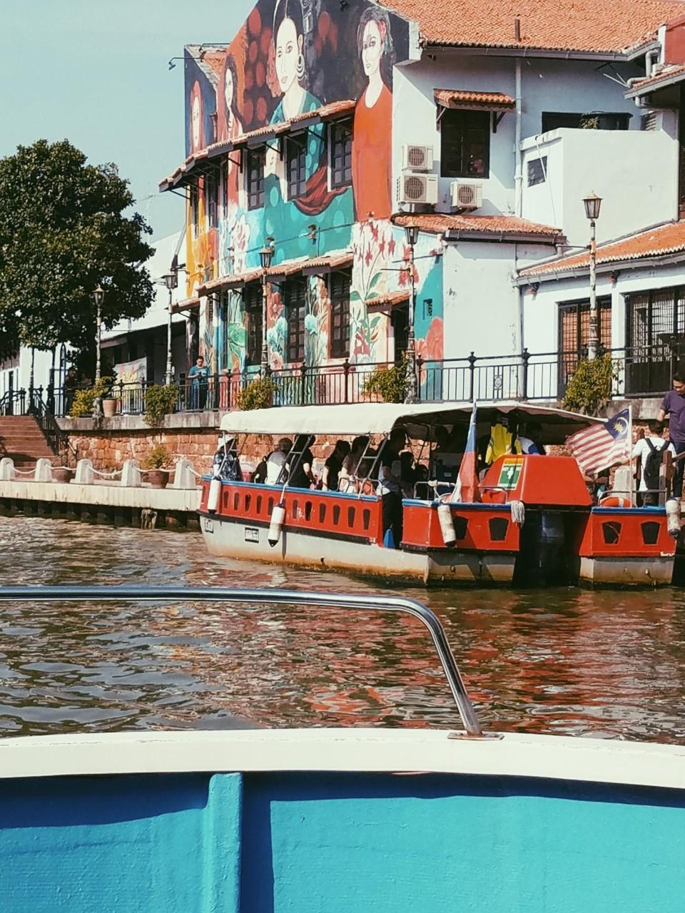 Melaka Boat Ride