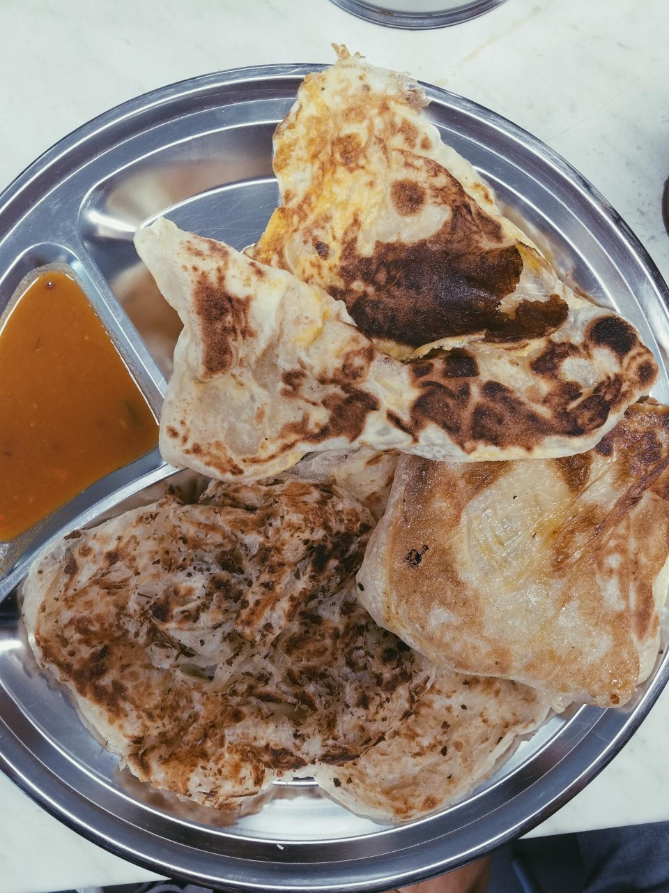 Different types of roti