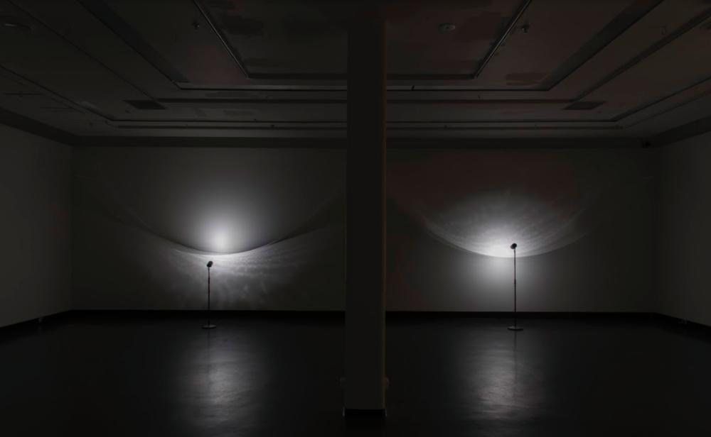 Rikki-Paul Bunder, Polypropelene Eclipse (2nd Contact) and (3rd Contact), 2017
