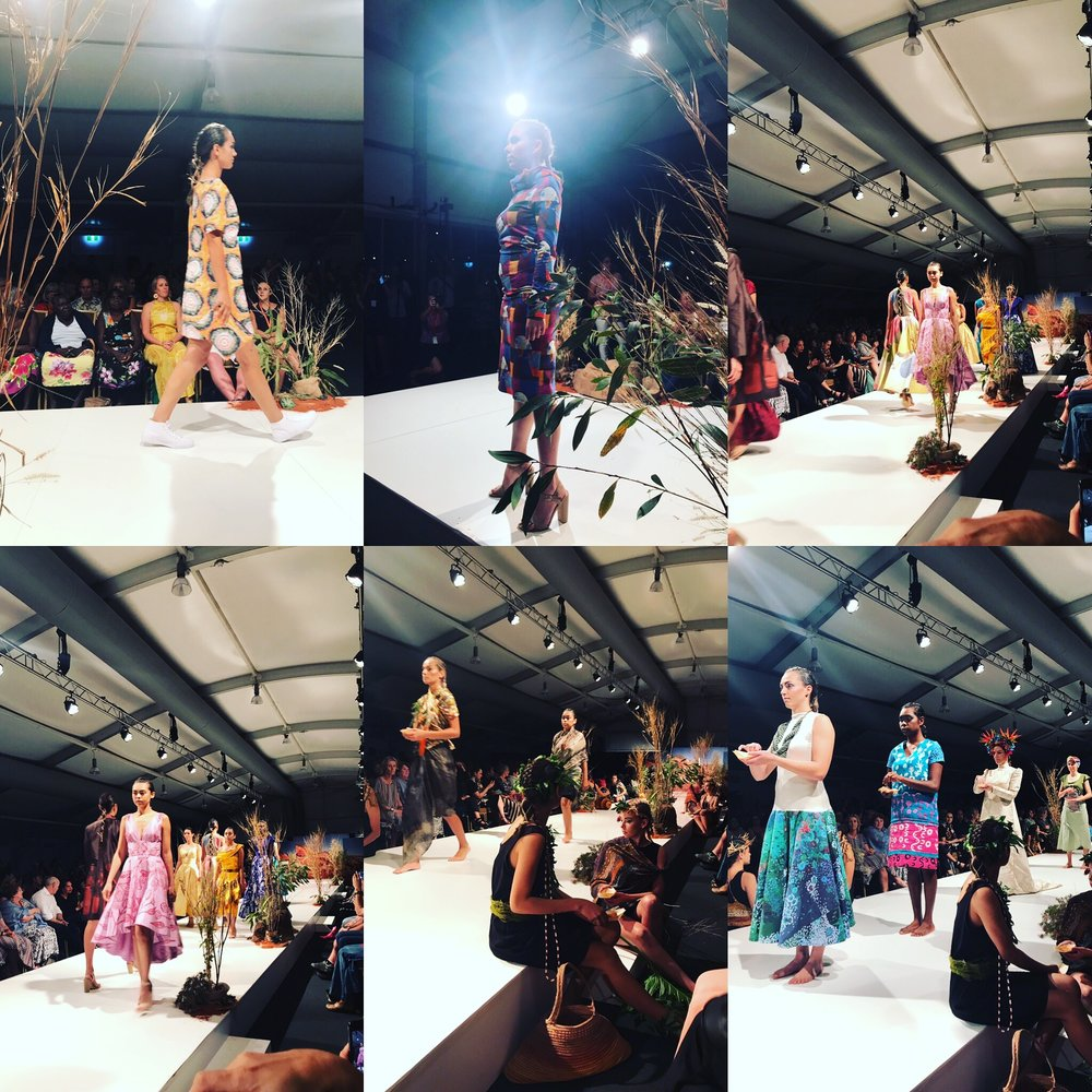 Snapshots from 'Country to Couture' Darwin 2017