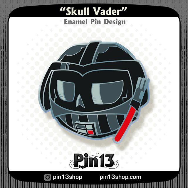 Skull Vader looks even better when he is vectorized! #darthvaderart #starwars #starwarsart #darkside . . . . .  #Skullball #MrSkullball #pin13 #skullart #skull #skullpin #pin #pins #pingame #enamelpin #pinstagram #lapelpin #lapelpins #enamelpins #pinlife #pinsofig #pincommunity #pinhead #pinnation #pindesign #vector #sketch #wip #illustrator