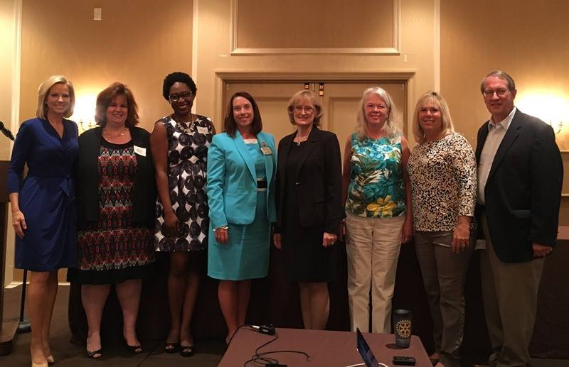 Congressman Bob Goodlatte's 2016 Sixth District's Women's Conference - LaShonda led a Breakout Session in addition to serving as a panelist