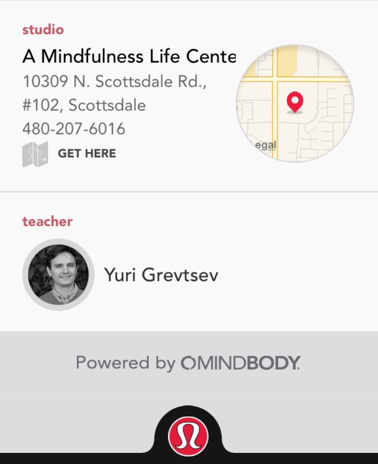 Join Qi Gong class on Thursdays 10:15-11:15am.