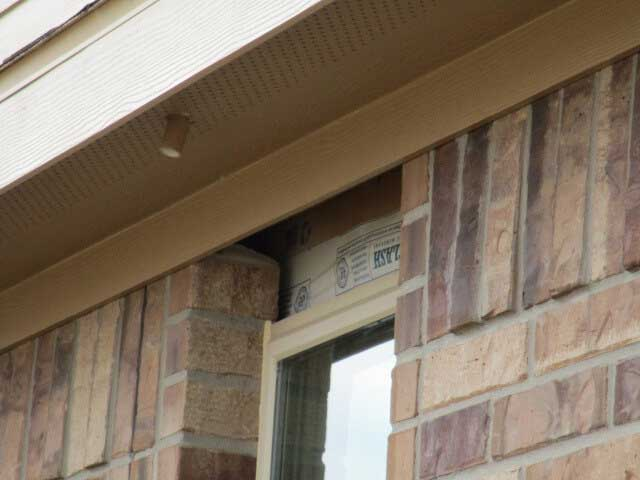 Missing Header Bricks Home Inspector Houston