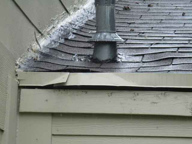 Roof decking Houston Home inspection