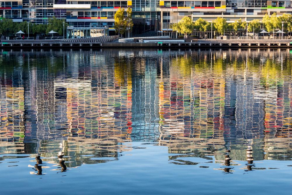 BANKING REFLECTION