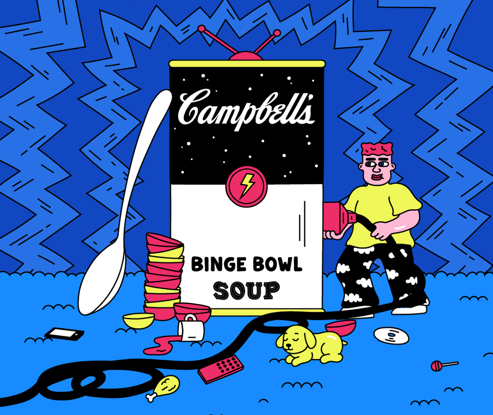 Illustration for Campbell's