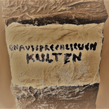 UNAUSSPRECHLICHEN KULTEN - The endless pilgrimage to the other side of the music ark: weird, obscure & rare tunes selected by Anthony Junkoid.