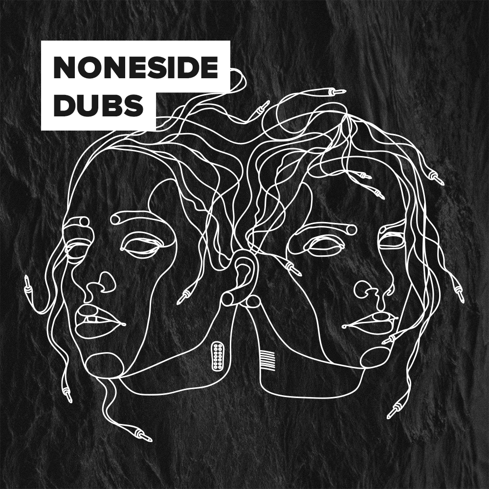 NONESIDE DUBS - The sound of Kiev's basement parties. Vinyl only music label.'No borders, no sides'