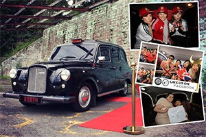 London Cab Company Special Events Hire Car Services Sydney