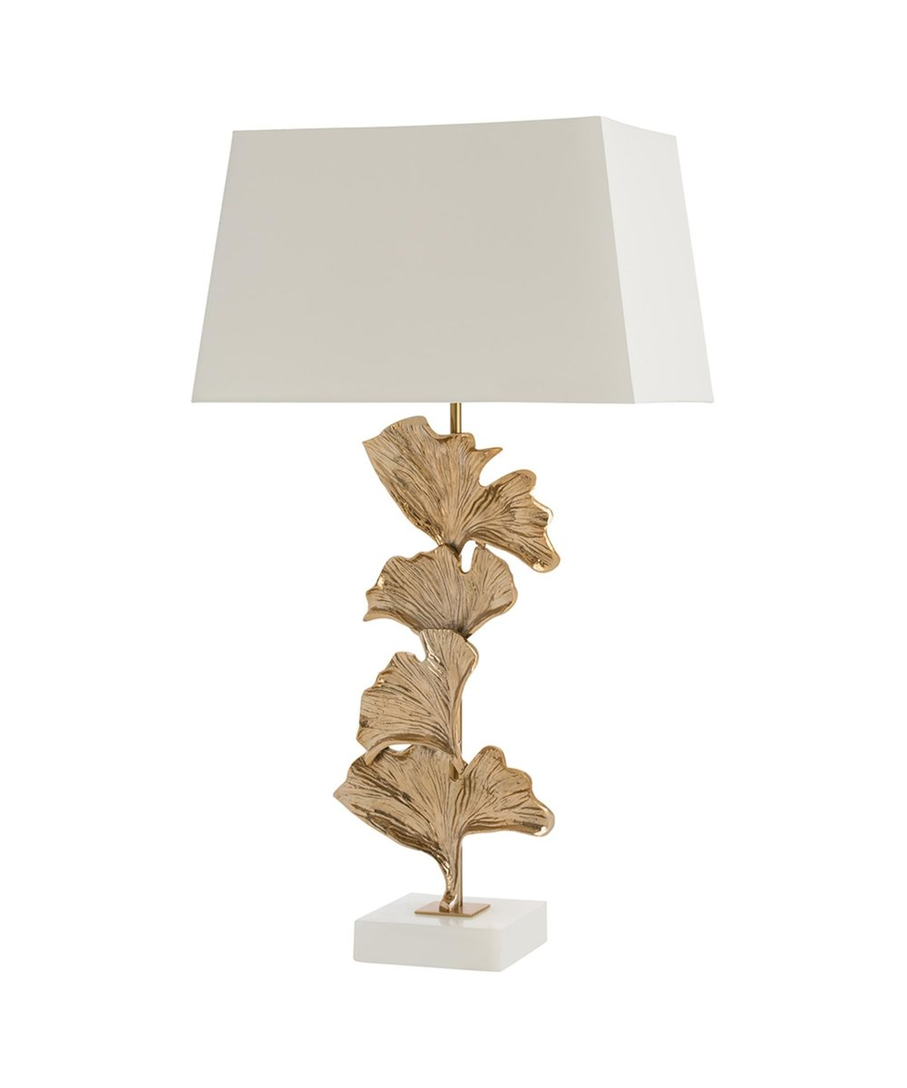 Table lamps kulati gold coral table lamp geotapseo Gallery
