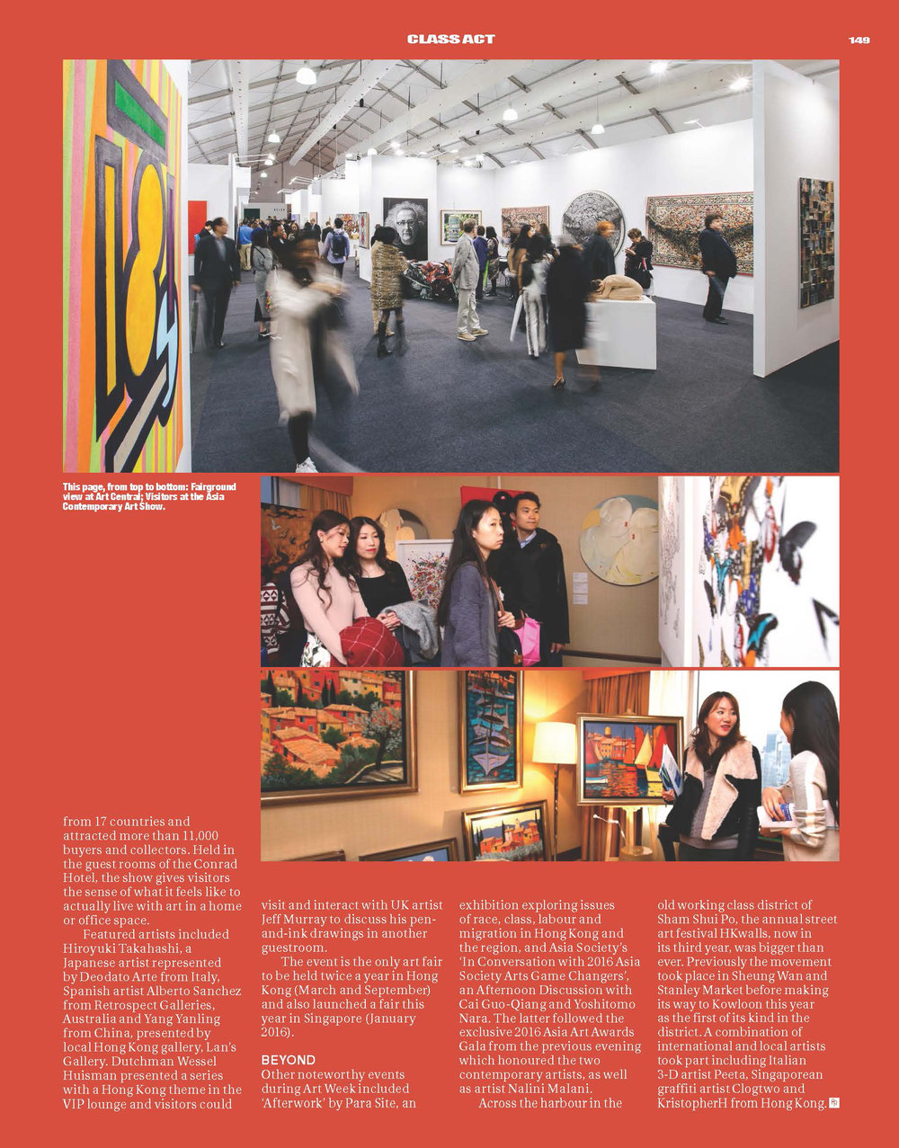 Contemporary Arts In Region 9