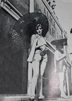 Hoochi Coochi pige fra 1920