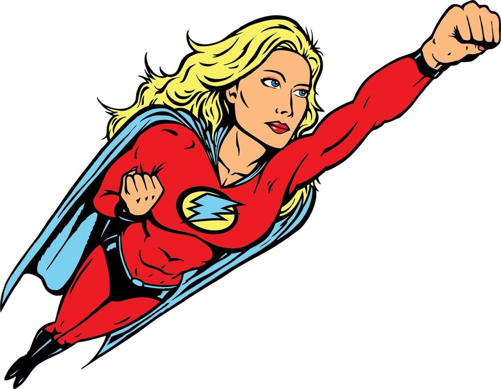 superwoman pole dance