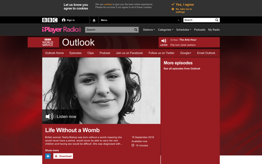BBC World Service: Outlook