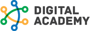 Digital Academy Logotipo background transparent