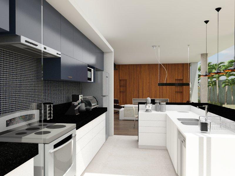 macroarq_arquitetura_projeto_residencial_sorocaba_painel_ripado_de_madeira_porta_lareira_pedra_embutida_jardim_piso_de_madeira_cozinha_integrada_armario_azul_pastilhas.jpg