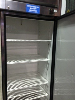 SS Fridge (Inside)