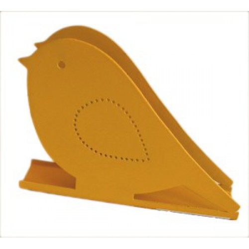 Yellow Bird Holder