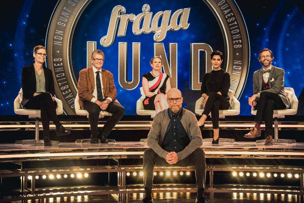 Fråga Lund / SVT
