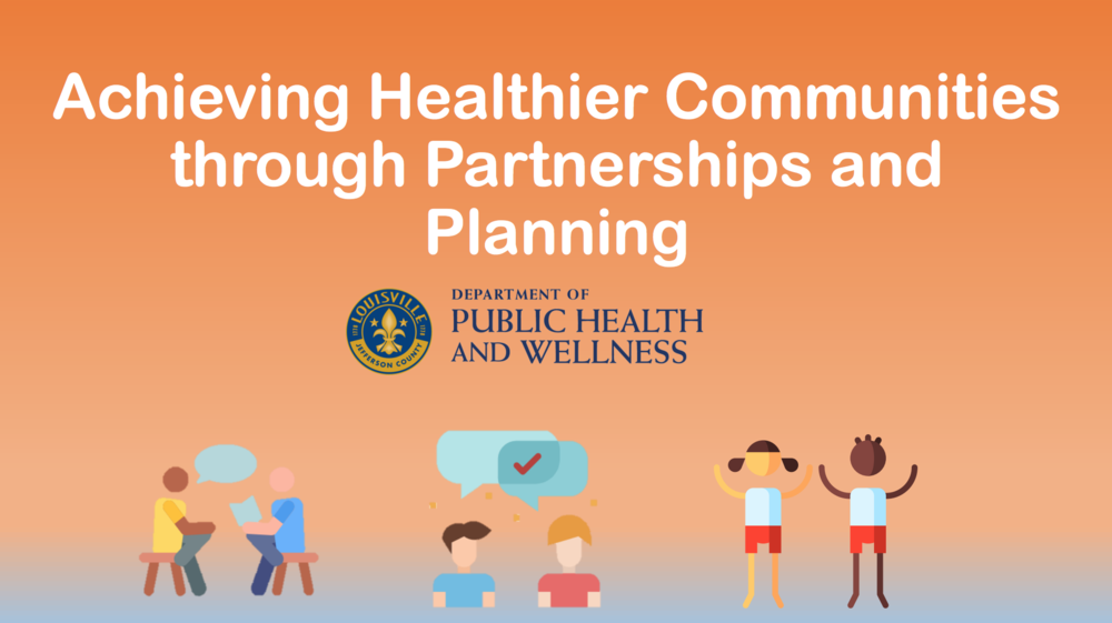 Click here  for the presentation that summarizes the results of the Community Health Needs Assessment Survey and Focus Groups, and the Forces of Change event.