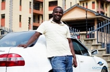 Mutie is a taxi driver whose success in business is linked to Lipa Later. He has grown his loan limit to Ksh. 500,000